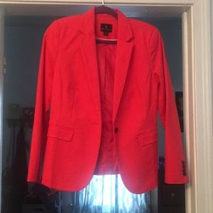 Hot pink Worthington Blazer